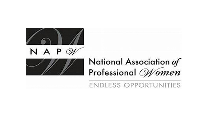 The National Association of Professional Women recognizes Sophia T. Marnell.